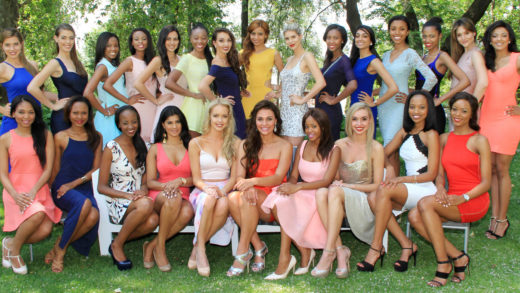 Meet the Miss South Africa 2016 finalists